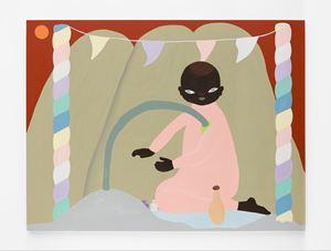 Medicine girl by Asuka Anastacia Ogawa contemporary artwork