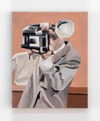 George Kaplan by Dongho Kang contemporary artwork painting