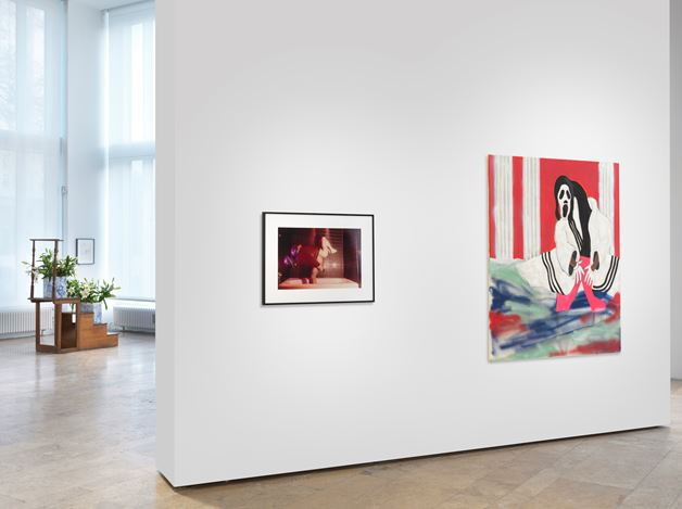 Exhibition view: Group Exhibition, On the Politics of Delicacy, Capitain Petzel, Berlin (24 January–22 February 2020). CourtesyThe Estate of Robert Anton, the artists and Capitain Petzel, Berlin. Photo: Jens Ziehe.