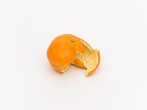 Untitled (Clementine) by David Adamo contemporary artwork