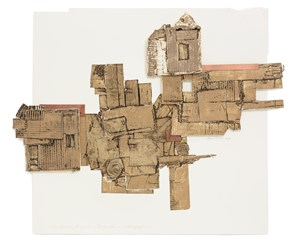 Dwellings after In-Habit : Project Another Country XXX by Alfredo & Isabel Aquilizan contemporary artwork