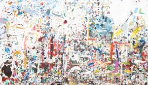 Desktop Painting by Jake Walker contemporary artwork