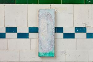 Mineral Signal 1 by Lisa Alvarado contemporary artwork