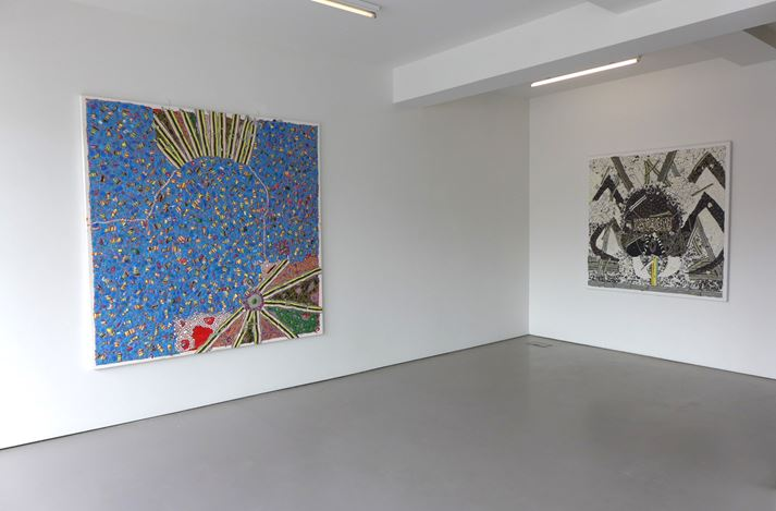 Exhibition view: Rohan Wealleans, NOWON: The Return, Hamish McKay (16 March–13 April 2019). Courtesy Hamish McKay Gallery.