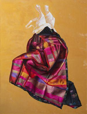 Sonae's Chima by Helena Parada Kim contemporary artwork