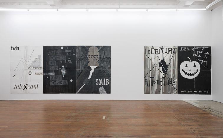Exhibition view: Giovanni Intra, Michael Lett (21 March–21 April 2018). Courtesy Michael Lett.
