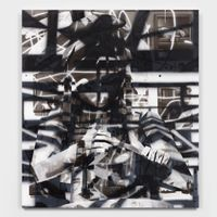 Avery Singer's Apocalyptic Works at Hauser & Wirth 1
