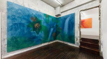 Contemporary art exhibition, EUNSIL LEE, UNSTABLE DIMENSION at P21, Seoul, South Korea