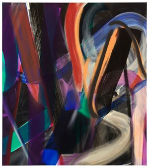 a dream of: PRODUCING IMAGES by Liliane Tomasko contemporary artwork