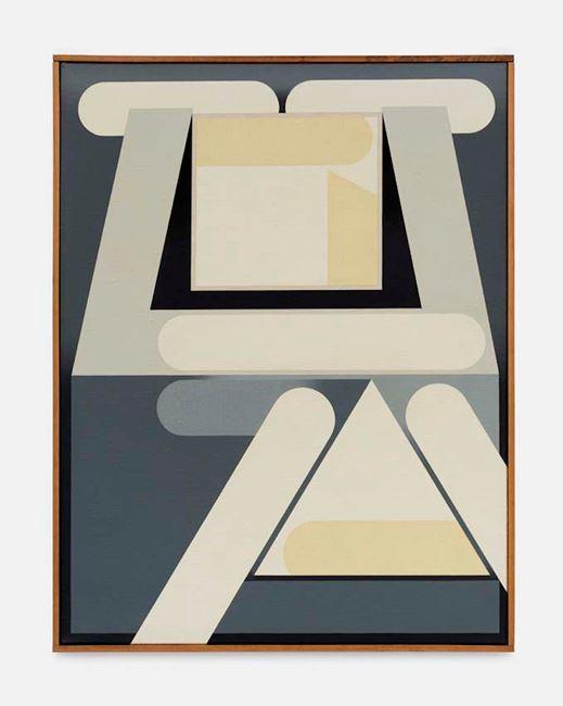 """""""Espace"""" 16 août 72 by Léon Wuidar contemporary artwork"""