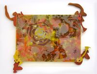 Untitled #7 by Jorge Pardo contemporary artwork sculpture, mixed media