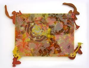 Untitled #7 by Jorge Pardo contemporary artwork