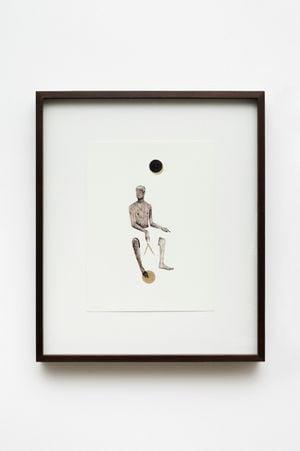 Outros ofícios: Antropometria-compasso by Antonio Obá contemporary artwork