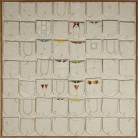 WORK '63-46 by Yukihisa Isobe contemporary artwork mixed media