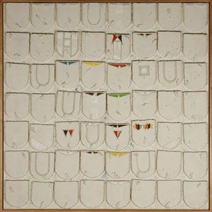 WORK '63-46 by Yukihisa Isobe contemporary artwork