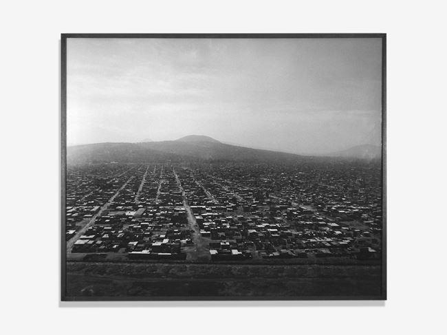Mexico City by Balthasar Burkhard contemporary artwork