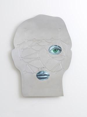 N(EAR) H(UMAN) by Tony Oursler contemporary artwork