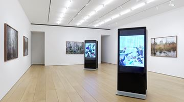 Contemporary art exhibition, Catherine Opie, Rhetorical Landscapes at Lehmann Maupin, 501 West 24th Street, New York