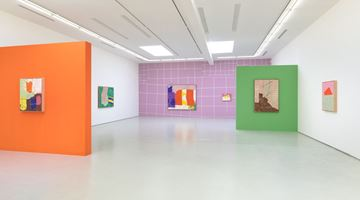 Contemporary art exhibition, Evan Nesbit, Open Objects at Roberts Projects, Los Angeles