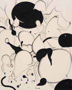 Bless 2 by Juae Park contemporary artwork