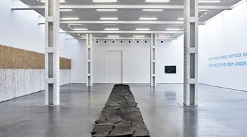 Contemporary art exhibition, Richard Long, FROM A ROLLING STONE TO NOW at Lisson Gallery, New York