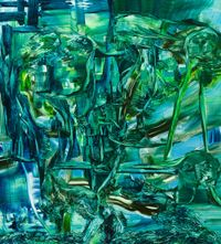 12.01.2020 by Gregor Gleiwitz contemporary artwork painting