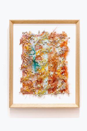Midsummer Poem XV by Derek Walcott by Jade Townsend contemporary artwork painting, works on paper, sculpture