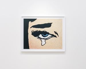 Woman Crying (Comic) #22 by Anne Collier contemporary artwork
