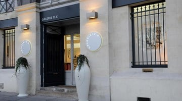Galerie D.X contemporary art gallery in Bordeaux, France