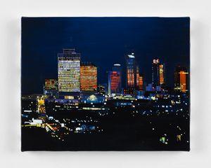 Nashville by Sam McKinniss contemporary artwork