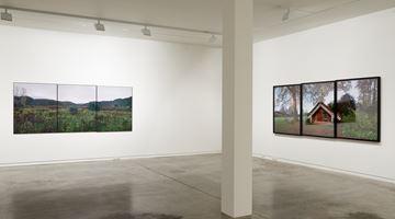 Contemporary art exhibition, Mark Adams, Hinemihi – Te Hokinga – The Return at Two Rooms, Auckland