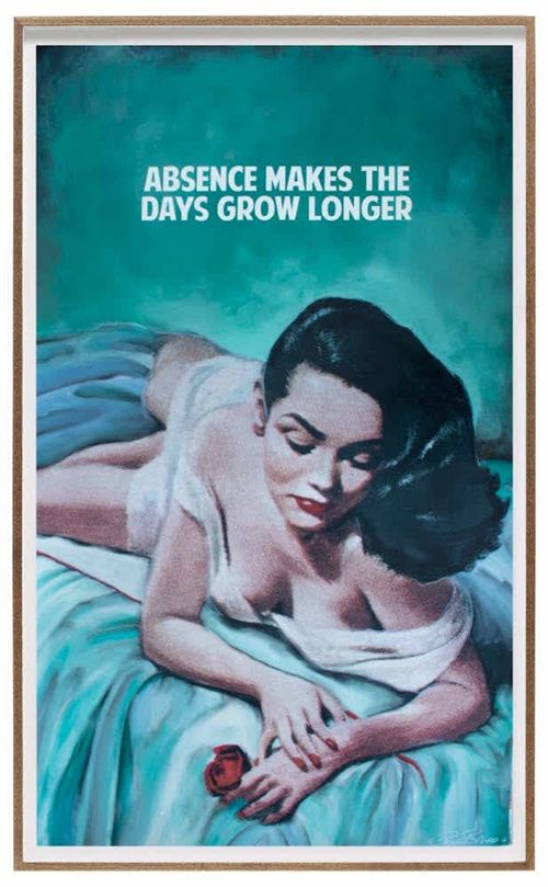 Absence Makes The Days Grow Longer by The Connor Brothers contemporary artwork