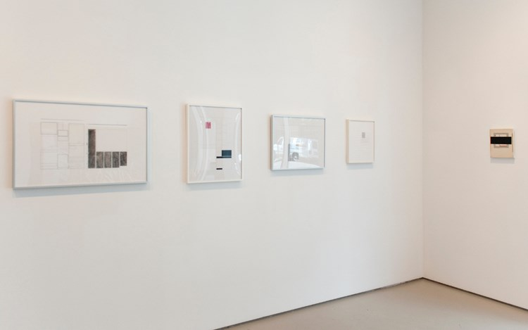 Exhibition view: Group Exhibition, Sites of Knowledge, Jane Lombard Galler, New York (8 Jun – 28 Jul, 2017). Courtesy Jane Lombard Galler, New York. Photo: Christine Pan.