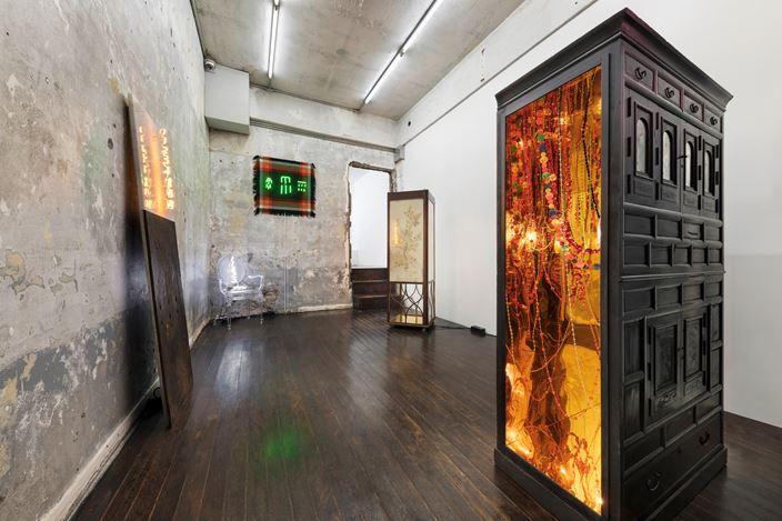 Exhibition view: Choi Jeong Hwa,살어리 살어리랏다 SARORISARORIRATTA, P21, Seoul (28 August–10 October, 2020). Courtesy P21.