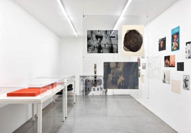 Contemporary art exhibition, Tacita Dean, Monet Hates Me at Galerie Marian Goodman, Paris, France
