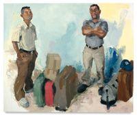 Christian & Alex by John Sonsini contemporary artwork painting