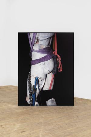 Menhir by Viviane Sassen contemporary artwork