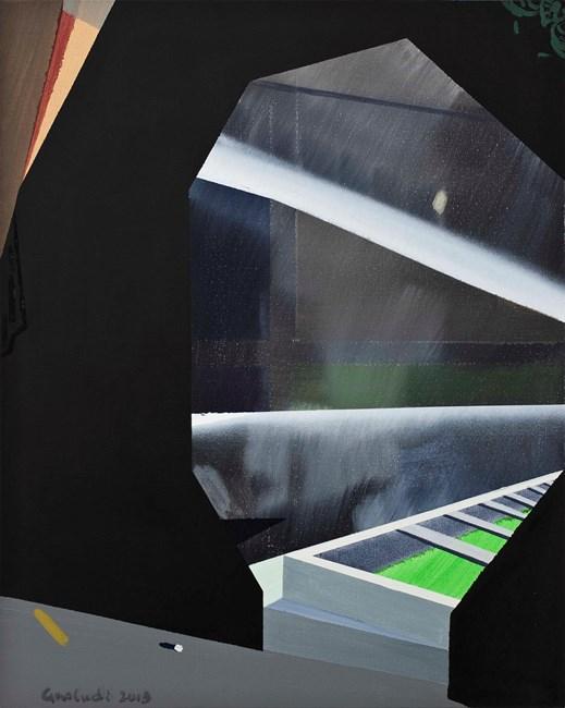 gu du No.3 by Gao Ludi contemporary artwork