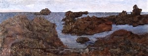 Viewing The Rocks by Brett Bailey contemporary artwork