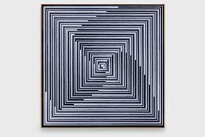 Circuito tonal em progressão crescente I by José Patrício contemporary artwork