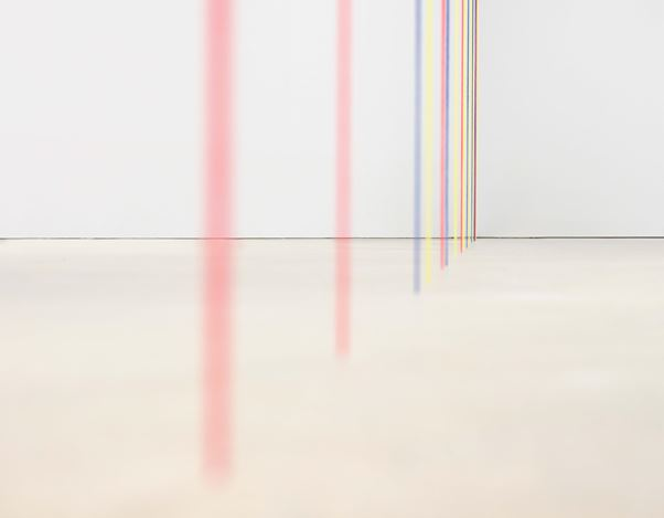 Exhibition view: Group Exhibition, Parallax, David Zwirner, Hong Kong (30 June–31 July 2020). Courtesy David Zwirner.