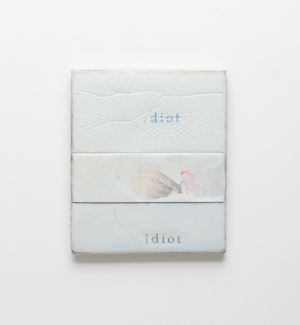 Idiot by Lee Kit contemporary artwork
