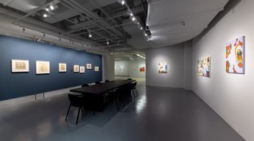 Contemporary art exhibition, Yun Gee & Li-lan, Natural Influence at Tina Keng Gallery, Taipei, Taiwan