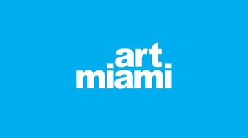 Contemporary art art fair, Art Miami at Michael Goedhuis, London, United Kingdom