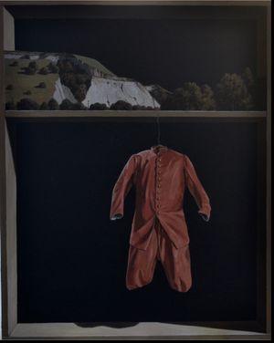 Rangitikei River by Michael Hight contemporary artwork