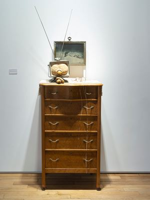 Useful art No.1 by Edward Kienholz and Nancy Reddin Kienholz contemporary artwork