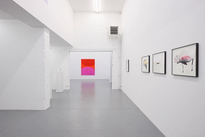 Exhibition view: Group exhibition, Zeno X Gallery, Antwerp (18 September–19 October 2019). Courtesy Zeno X Gallery.