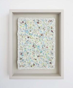 Vosa ni ua VII by Claudia Jowitt contemporary artwork mixed media