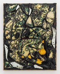 Silence by Derek Jarman contemporary artwork painting