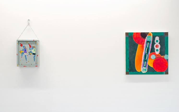 Exhibition view: Summer Selection, Jhana Millers, Wellington (20 January–6 February 2021). Courtesy Jhana Millers Gallery.